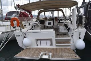 Nima Sailing yacht in lefkada